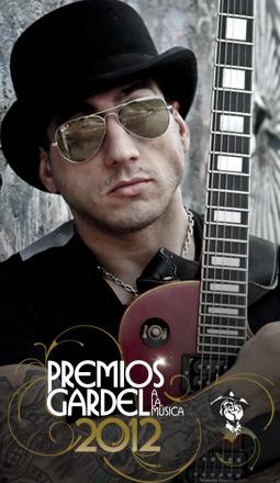 Pablo Olivares, nominado a los Premios Gardel 2012
