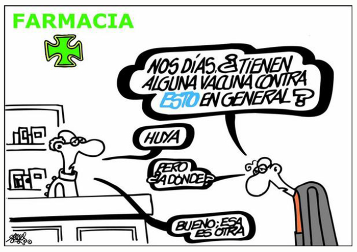 Forges vacuna